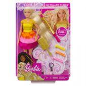 Barbie Stylowe loki