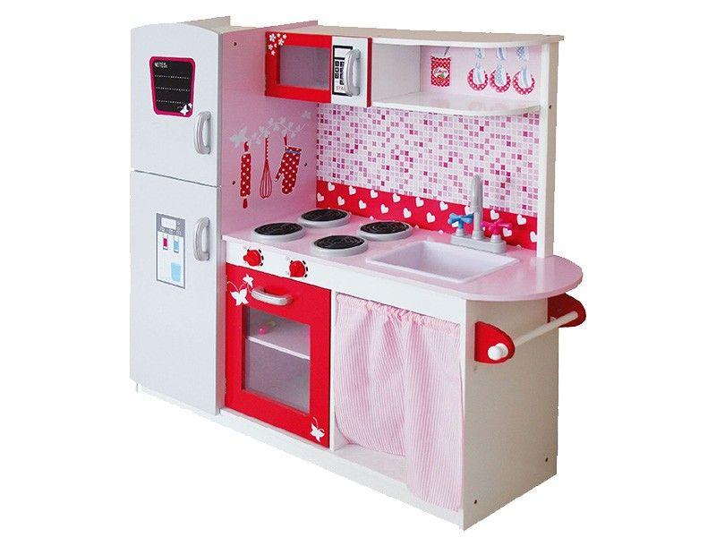 Drewniana Kuchnia Dla Dzieci Paris Bardzo Duza Arena Pl
