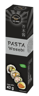 Chrzan wasabi pasta 43g Mr. Ming