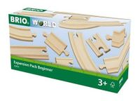 BRIO World Zestaw Torów do Rozbudowy 11 szt.