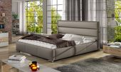 Łóżko Tapicerowane LUCAS 160x200+ Stelaż