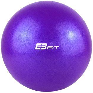 Piłka do ćwiczeń Fitness Pilates 25cm - fioletowa Eb Fit