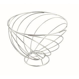 Kosz Na Owoce Chromowany Tadar Spiral W3316A