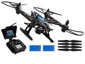 DRON OVERMAX X Drone 7.2 FPV WiFi KAMERA HD +EKRAN