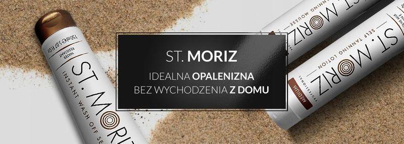 ST.MORIZ BALSAM SAMOOPALAJĄCY MEDIUM SAMOOPALACZ ! na Arena.pl
