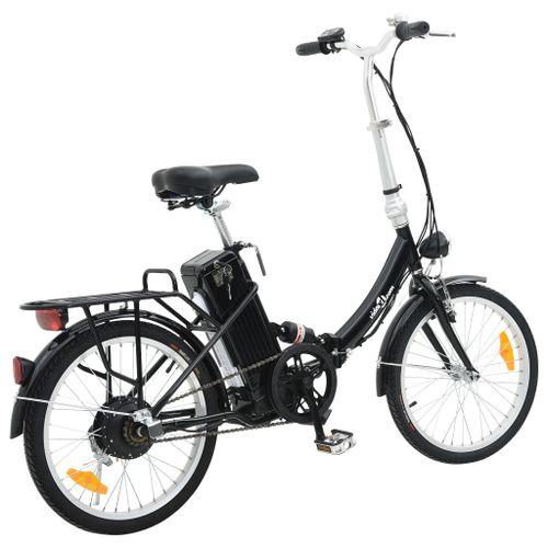 Składany Rower Elektryczny Z Akumulatorem Litowo-Jonowym, Aluminium na Arena.pl