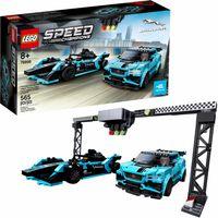 LEGO Speed Formula Jaguar GEN2 i I-PACE eTROPHY 76898