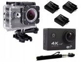 Kamera Sportowa 4K 30FP Sony EXMOR WiFi Pilot 3xAK