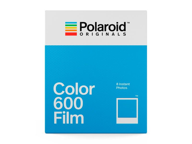 Materiały natychmiastowe Polaroid Originals COLOR FILM FOR 600