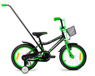 TABOU 16 ROCKET ALU 2021 black/green/white -