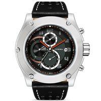 Zegarek męski Sinobi nowoczesny w pudełeczku wszystkie tarcze działają