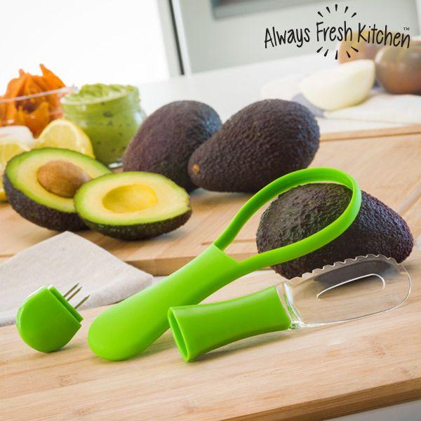 Nóż do Awokado All in One Avocadore zdjęcie 1