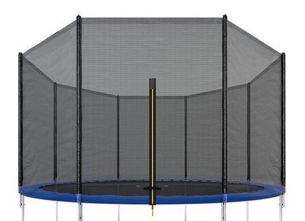 Siatka zewnętrzna do trampoliny 305 cm 10ft 8 słupków