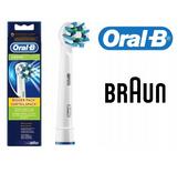 Oryginalna końcówka BRAUN ORAL-B EB50-1 CROSS ACTION - 1 sztuka