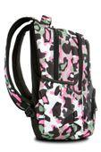 Plecak szkolny CoolPack Dart XL 27 L, Camo Pink Badges A29112 zdjęcie 2