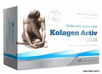 Olimp Kolagen Activ Plus 80 tabletek - Długi termin ważności!