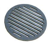 Ruszt żeliwny piecowy okrągły fi 13,5cm