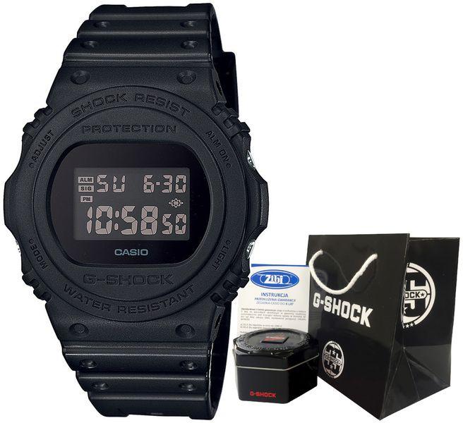 Zegarek Casio G-SHOCK DW-5750E-1BER zdjęcie 1