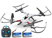 NIEZNISZCZALNY DRON JJRC H31, 2 AKUMULATORY, GWAR.
