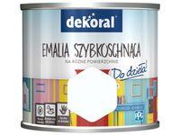 Farba Dekoral Akrylux Emalia szybkoschnąca (0.5 l, Koziołek Matołek Mat)