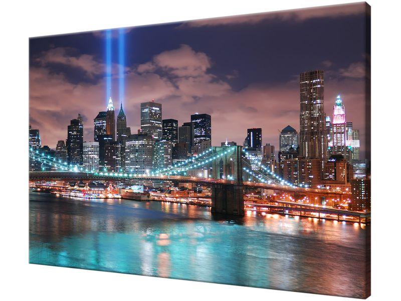 Obraz drukowany na płótnie canvas 120x80 + GRATIS zdjęcie 1