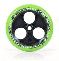 Kółko do hulajnogi SMJ sport zielone 1 szt. średnica: 230 mm