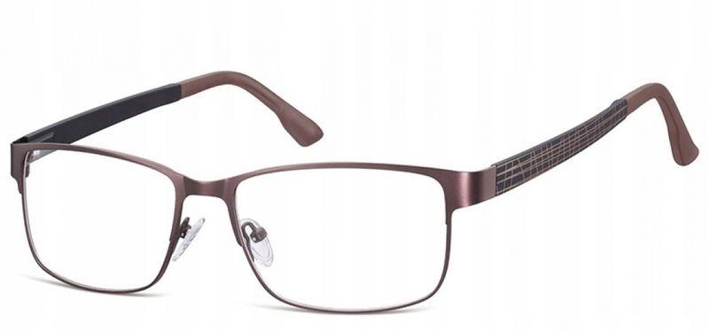 Oprawki okularowe stalowe damskie korekcyjne zerów zdjęcie 7