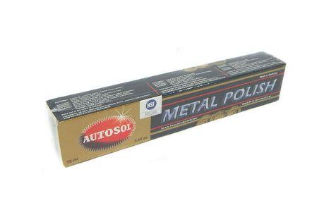 AUTOSOL PASTA POLERSKA DO METALI METAL POLISH