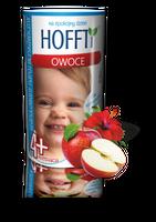 Herbatka granulowana HOFFTI smak owocowy 180g