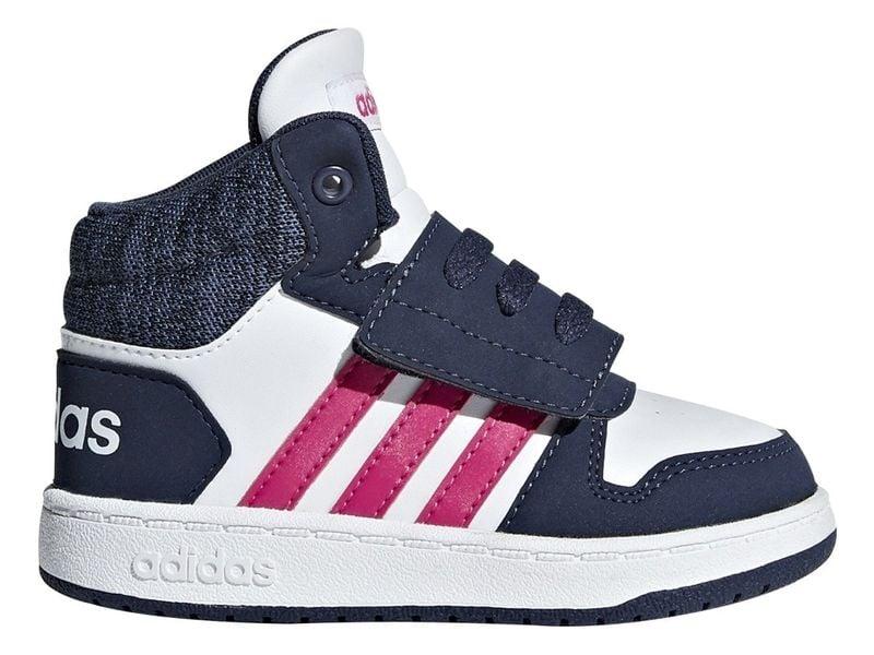 Buty dziecięce ADIDAS HOOPS MID 2.0 I 26