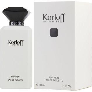 Korloff In White For Men 88 ml EDT