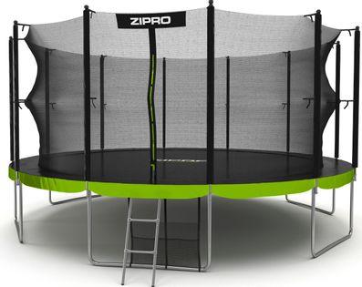 Zipro Trampolina ogrodowa z siatką wewnętrzną 16FT 496cm
