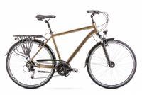 Rower 28 ROMET WAGANT 5 ciemno-złoty