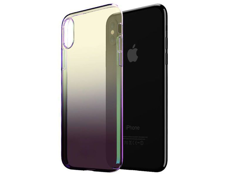 Etui alogy Slim Ombre Apple iPhone X/Xs zdjęcie 4