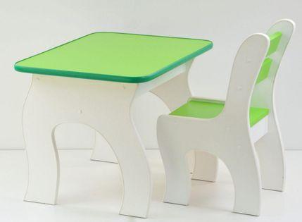 Stolik z krzesłami dla dzieci - WYBÓR KOLORYSTYCZNY