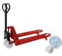 Wózek paletowy ręczny paleciak magazynowy Zakrem 2300 kg, widły 1150 mm