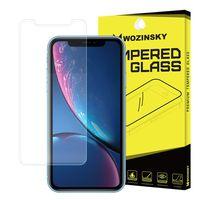 Szkło hartowane Wozinsky 9H iPhone XR / 11 Przezroczyste