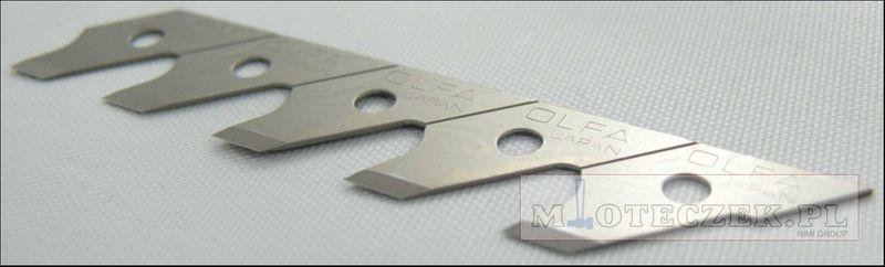 Olfa - ostrza COB-1 do cyrkla noża CMP-1 i CMP-1/D zdjęcie 5