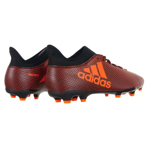 9eae4299 Buty piłkarskie Adidas X 17.3 FG TechFit męskie korki lanki 45 1/3 zdjęcie 2