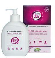 Gentle Day Gentle Intimate Wash Płyn Do Higieny Intymnej Z Kwasem Mlekowych I Ekstraktem Z Ziół 250Ml