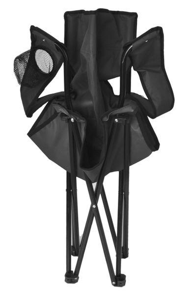 Krzesło wędkarskie zielone K5379 zdjęcie 1