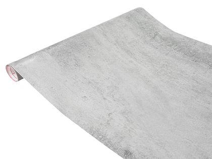 Folia Dekoracyjna Okleina Meblowa Klejowa BETON SZARY 67x200cm E127