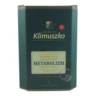 Klimuszko Zioła Wspierające Metabolizm 20X2G