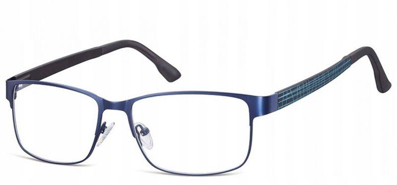 Oprawki okularowe stalowe damskie korekcyjne zerów zdjęcie 5