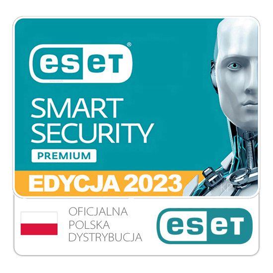 ESET Smart Security Premium 1PC / 3Lata na Arena.pl