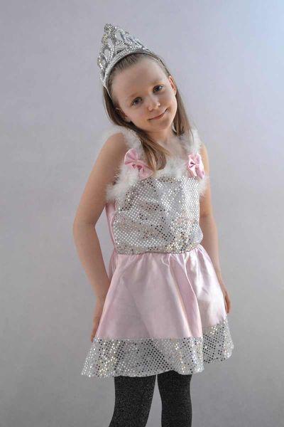 Strój dla dzieci Różowa Baletnica 98-140 zdjęcie 2