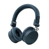 Trust Tones - Słuchawki nauczne bezprzewodowe Bluetooth (Niebieski)