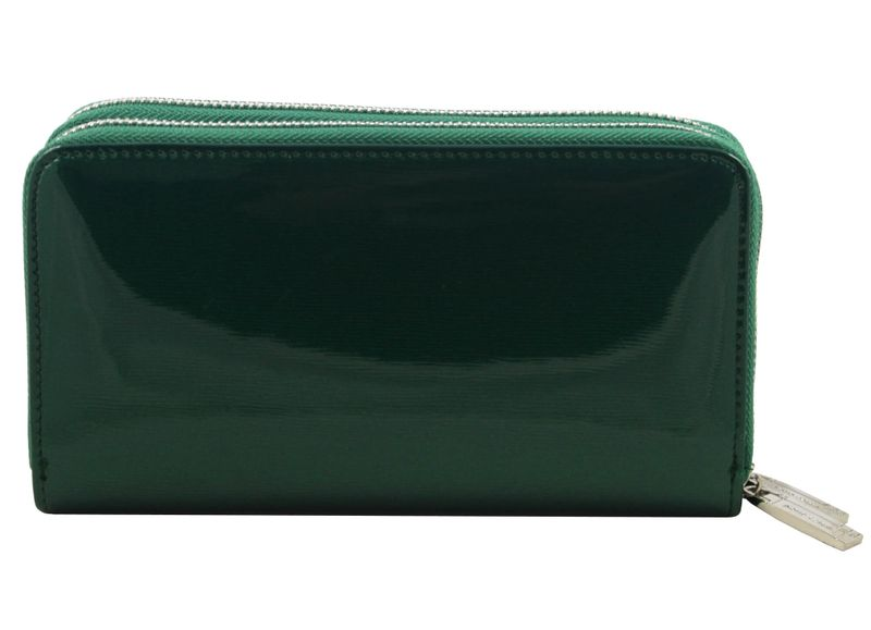 Saszetka podwójna damska Pierre Cardin, kolor zielony zdjęcie 3