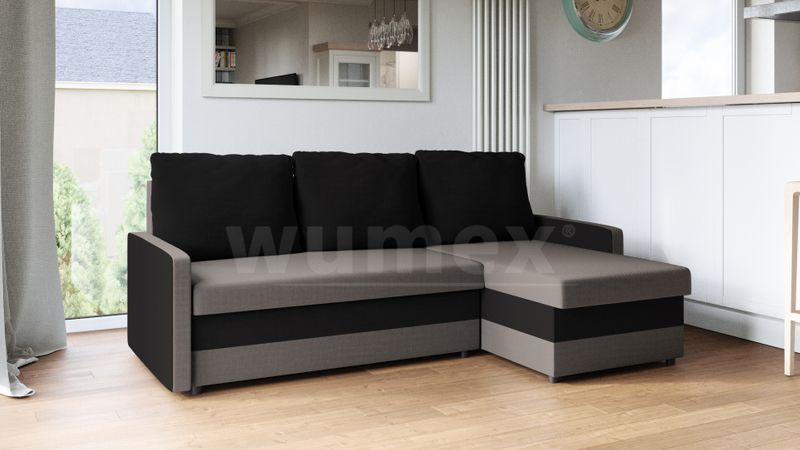 Narożnik Milton funkcja SPANIA łóżko ROGÓWKA sofa zdjęcie 3