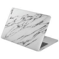 Laut HUEX ELEMENTS - Obudowa MacBook Pro 13 (2018/2017/2016) (Marble White)